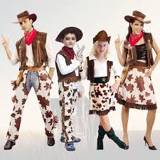 m xl new 2016 west cowgirl children cosplay halloween costumes for
