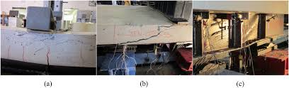 shear strength and moment shear interaction in steel concrete