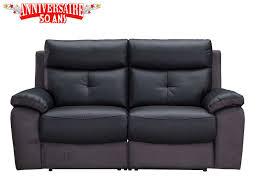 canape relax electrique conforama canapé droit relaxation électrique en cuir et tissu teddy vente