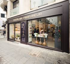 guerlain opens new boutique in brussels cpp luxury
