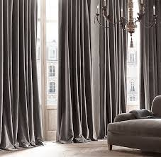 Bedroom With Grey Curtains Decor Gray Curtains And Curtains Gray Curtains
