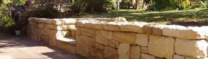 Bush Rock Garden Edging by Retaining Walls Perth Retaining Wall U2013 Perth Wa