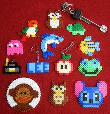 fuse beads in the classroom fuse beads melting beads and key chains