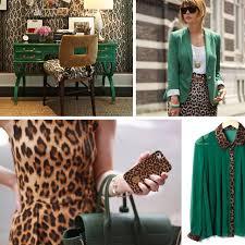 dynamic duo green leopard print love maegan
