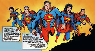 dc golden superman canon exact powers