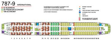 boeing 787 9 seat map qantas unveils premium economy seat for the dreamliner the