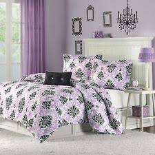 Black And White Damask Duvet Cover Queen Black And White Damask Bedding Ebay