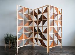 Photo Room Divider How To Make A Geometric Room Divider Ohoh Blog