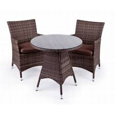 Kensington Bistro Chair Great Rattan Bistro Table With Inspiring Cafe Table And