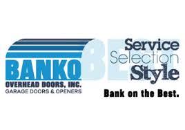 Overhead Door Of Clearwater Bbb Business Profile Banko Overhead Doors Inc