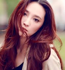 red hair for asian skin google search hair inspiration color