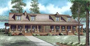 large front porch house plans plan 60646nd rustic duplex front porches breezeway and