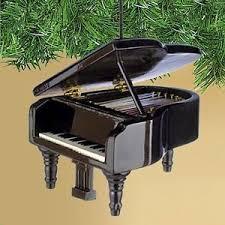 grand piano ornament ebay