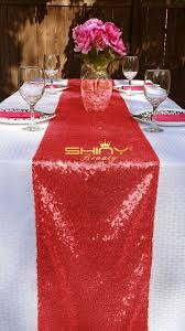 sale sequin table runner 14 x 108 sequin
