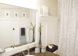 bathroom makeovers on a budget u2014 liberty interior small bathroom