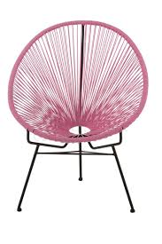 Acapulco Outdoor Chair Acapulco Chair Pink Bright Outdoor Furniture Online Australia