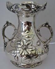 Silver Vases Alvin Antique Us Sterling Silver Vases U0026 Urns Ebay