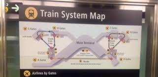 Seatac Terminal Map I Never Again Had Friends Like When I Was Twelve U2026does Anyone