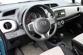 2012 toyota yaris information and photos zombiedrive