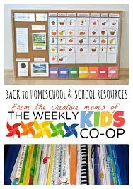 62 best back to u0026 homeschool planning images on pinterest
