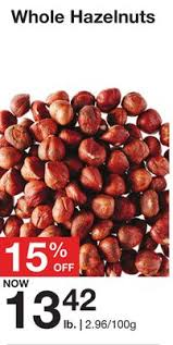 Bulk Barn Leaside Whole Hazelnuts On Sale Salewhale Ca