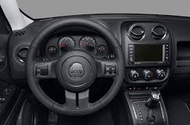 jeep compass dashboard 2012 jeep patriot price photos reviews u0026 features