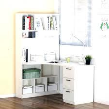 Corner Desks With Storage Desk With Shelves Above Computer Desks With Storage Above Desk