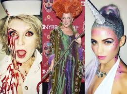 here are 31 of the best celebrity costumes this halloween self