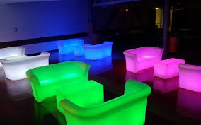 party furniture rentals party rentals led furniture rentals in chicagoland area