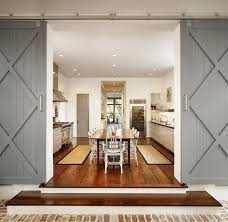 Barn Door Design Ideas Best 25 Double Barn Doors Ideas On Pinterest Double Sliding