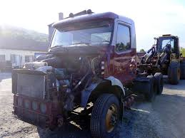 volvo tractor 2006 volvo vnm64t tandem axle day cab tractor for sale by arthur