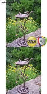 Backyard Nature Products Birdbaths 20500 Backyard Nature Products Granite Rock Bubbler