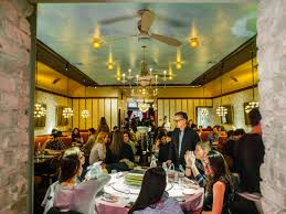 20 nyc restaurants perfect for big group dinners