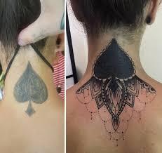 19 creative cover up tattoo ideas