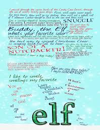 17 best elf movie quotes images on pinterest christmas time