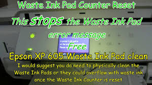 xp 700 resetter waste ink pad counter reset epson xp stop waste ink pad error