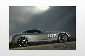 2007 mercedes benz slr mclaren information and photos zombiedrive