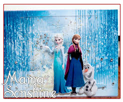 9 images frozen printable birthday card printable happy