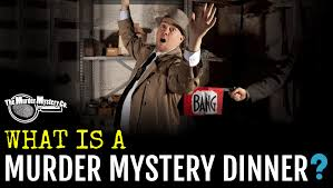 murder mystery dinner theater shows with the murder mystery co