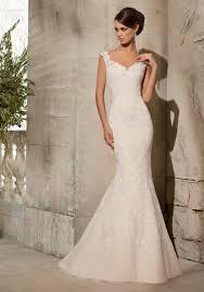 lace appliques on net morilee wedding dress style 5316 morilee