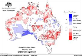 australian bureau meteorology annual climate summary 2016