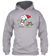 snoopy christmas sweatshirt snoopy christmas and woodstock products from snoopy christmas