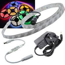 led light strip kits led tape kit lighting ebay