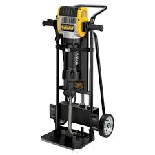 Hand Carts At Home Depot by Dewalt Demolition U0026 Breaker Hammers Concrete Drilling Tools