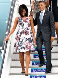 obama dresses and malia obama s cuba visit dresses all the details
