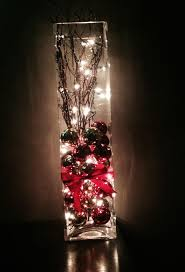 Decoration For Christmas Homemade by 25 Best Homemade Christmas Decorations Ideas On Pinterest