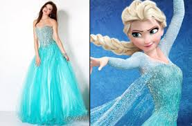 11 dresses your favorite disney princesses would wear to prom in