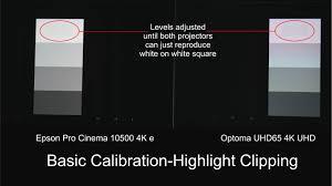 projector vs tv home theater optoma uhd65 home theater projector comparison epson pro cinema