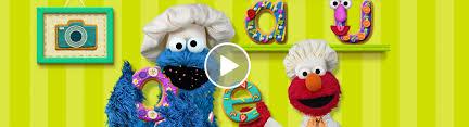 sesame street alphabet kitchen educational toddler games