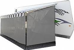 Motor Home Awning Why Are Sunpro Brand Rv Awning Drapes U0026 Shades The Better Choice